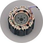 Статор электродвигателя Poki Poki Core